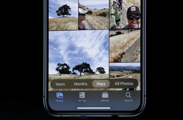 iOS 13 makes it easier to browse, view and edit photos and videos