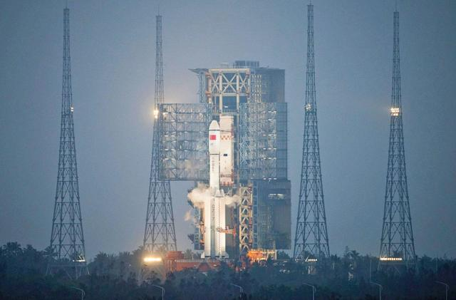 China proves its first resupply spacecraft can reach orbit