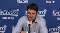 Press Pass: Andrew Bogut