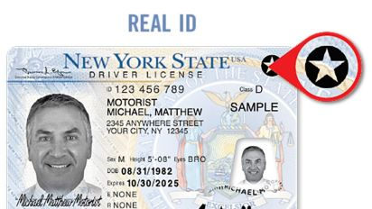 Need a new driver's license to fly? Prepare to wait.