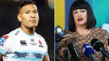 Israel Folau takes major step towards legal action against Rugby Australia