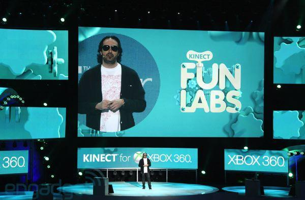 Kudo Tsunoda doesn't tell us a thing about Windows 8 support for Kinect