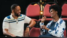 Surprise! Original Aunt Viv, Janet Hubert, joins 'Fresh Prince' reunion after long-time feud with Will Smith
