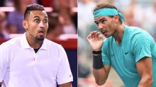 Kyrgios reignites Nadal feud with outrageous social media post