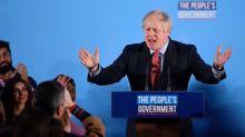 Las principales bolsas mundiales, eufóricas con la contundente victoria de Johnson