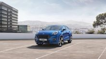 Ford Puma deliveries on hold because of airbag spring recall