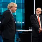 Jeremy Corbyn won victory over Boris Johnson among undecided voters in first election debate, poll shows