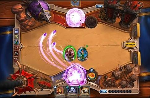 Hearthstone coming to iOS, Android in 2014, PC/Mac beta launching next month