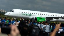 Norway's Wideroe says may increase Embraer jet order
