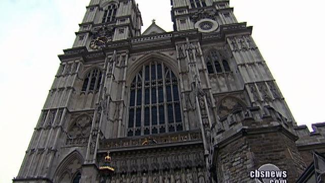 A royal tour of Westminster Abbey