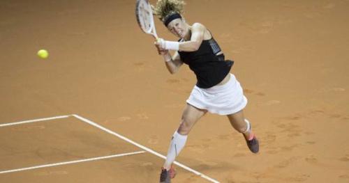 Tennis - WTA - Nuremberg - WTA - Nuremberg : Laura Siegemund abandonne après une mauvaise glissade sur terre battue
