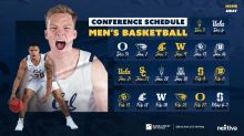 Cal MBB Pac-12 Schedule Fully Released
