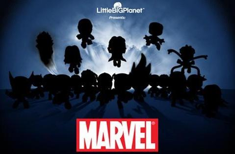 Marvel costumes (finally) coming to LittleBigPlanet July 7