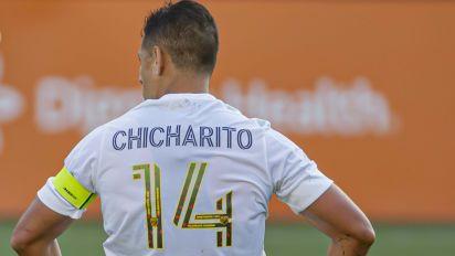 ¿Cómo le ha ido al LA Galaxy sin Chicharito Hernández?