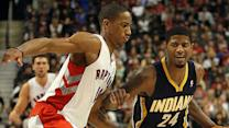 Toronto Raptors vs Indiana Pacers - Head-to-Head