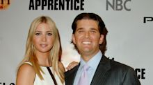 Ivanka Trump and Donald Trump Jr. salute the mothers in their lives