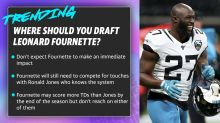 Where should you take Leonard Fournette in your fantasy draft?