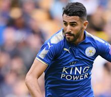 Roma open to restarting Mahrez talks with Leicester City