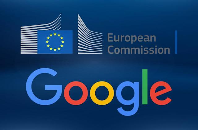 EU fines Google $1.7 billion for 'abusive' advertising practices