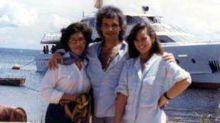 Myrian Rios posta foto antiga com Roberto Carlos: 'Queria que você soubesse que aquela alegria ainda está comigo'