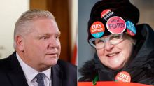 Ontario Teachers' Strikes: 57% Side With Unions Over Ford Government, Poll Finds