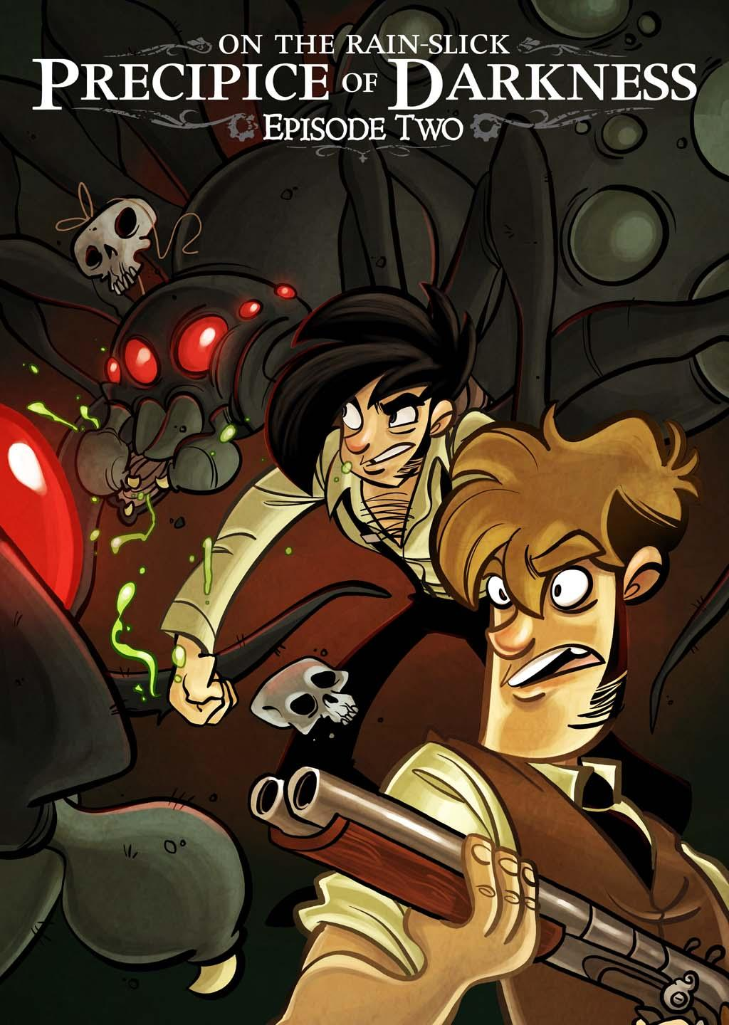 Penny Arcade Episode 2 next week for 1200 points
