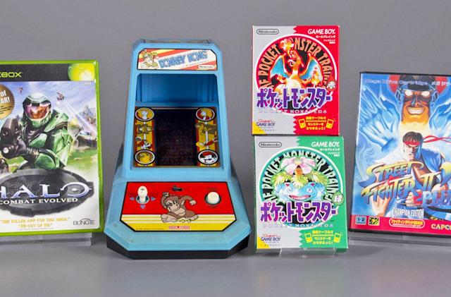 The Video Game Hall of Fame basically inducted your childhood this year