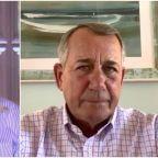 Meghan McCain Tries But Fails To Get John Boehner To Attack Joe Biden