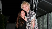 Megan Fox and Machine Gun Kelly Step Out for Romantic Date Night in Santa Monica