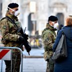 Italy locks down 'hot spot' cities; WHO says coronavirus 'not yet' a pandemic despite rising death toll