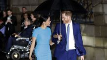 Harry and Meghan sue unnamed paparazzi for taking photos of Archie at home