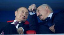 Putin dice que Rusia ha organizado una fuerza policial para ayudar a líder bielorruso