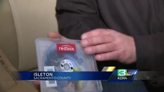 Rocklin man rents Smurfs 2 from Redbox, gets adult video