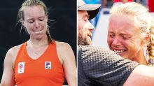 'So sad': Tennis fans gutted over 'heartbreaking' Olympics moment