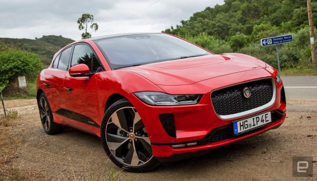 Jaguar Land Rover thinks its cars can stop diseases from spreading