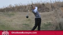 Buckeyes in 12th After Day 1 of Indiana Invitational