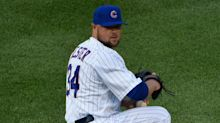 Nationals' Jon Lester on Cubs: 'There's no hard feelings'