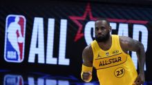 Still perfect: Team LeBron wins NBA All-Star Game 170-150 - WISH-TV