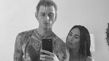 Megan Fox mocked by estranged husband Brian Austin Green for post calling Machine Gun Kelly an 'achingly beautiful boy'
