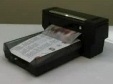 """Silverbrook Research claims 2 pages / second """"memjet"""" inkjet invention"""