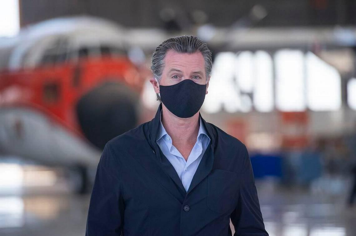 Watch: California Gov. Gavin Newsom gives update on COVID-19 pandemic
