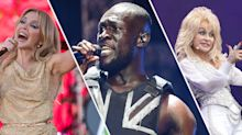 Glastonbury Festival's greatest ever TV moments