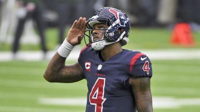 Deshaun Watson 'just wants out' of Houston