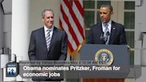 Barack Obama News - Obama Administration, Michael Froman, Christopher Anders