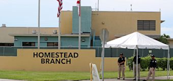 Inside look at Florida shelter for immigrant children