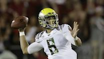 RADIO: Marcus Mariota passes praise around
