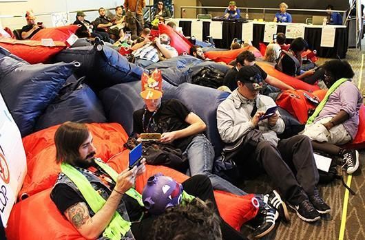 PAX Prime 2013 and FFXIV relaunch event in pictures