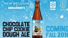 Ben & Jerry's Is Now Making Cookie Dough Flavoured Beer