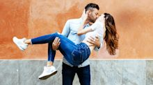 Why kissing is good for your health