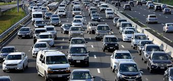 The pandemic may have forever changed rush hour